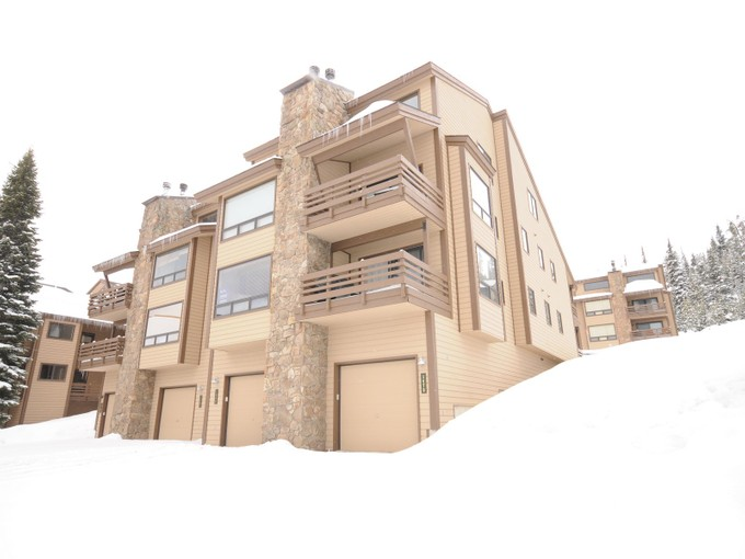 共管式独立产权公寓 for sales at Big Sky Resort's Ski Condo Beaverhead 1 Baramundi Blvd #1469 Big Sky, 蒙大拿州 59716 美国