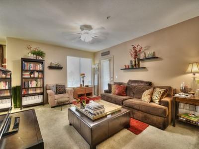 Condominium for sales at Lovely Updated Condo In Quiet Gated Community 4925 E Desert Cove Ave #117 Scottsdale, Arizona 85254 United States