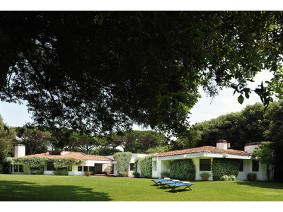 Anderer Wohnungstyp for sales at Stately estate with private beach Bolgheri  Bolgheri, Livorno 57020 Italien