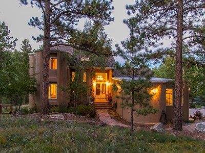 Single Family Home for sales at 2071 Kerr Gulch Rd 2071 Kerr Gulch Road  Evergreen, Colorado 80439 United States
