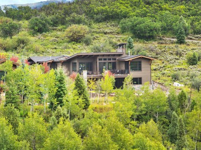 Single Family Home for sales at Beautiful Home-Site in Summit County 8814 Parley's Ln Lot#33 Park City, Utah 84098 United States