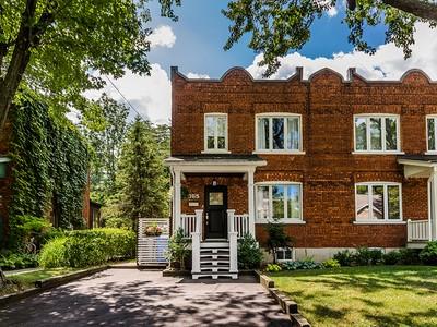 Villa for sales at Saint-Lambert 365 Av. Walnut  Saint-Lambert, Quebec J4P2T3 Canada