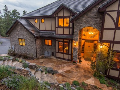Single Family Home for sales at 484 Humphrey Drive  Evergreen, Colorado 80439 United States