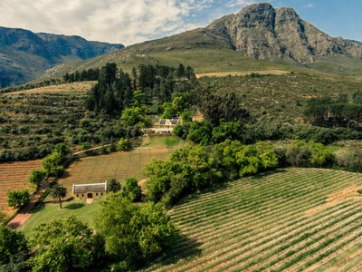 Ferme / Ranch / Plantation for sales at Exclusive Stellenbosch Retreat  Stellenbosch, Cap-Occidental 7600 Afrique Du Sud