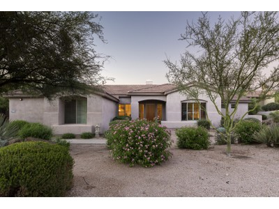 Single Family Home for sales at Semi-Custom Home Located In The Desirable Gated Community Of Desert Summit 11548 E Cavedale Drive  Scottsdale, Arizona 85262 United States