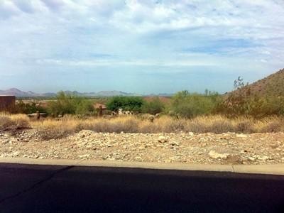 토지 for sales at Gorgeous Easy Build Hillside Lot in Guard Gated Ancala Country Club 12946 N 116th Street #24  Scottsdale, 아리조나 85259 미국