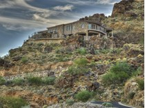 Single Family Home for sales at Custom Trophy Masterpiece on Mummy Mountain 5665 E Cheney Drive   Paradise Valley, Arizona 85253 United States