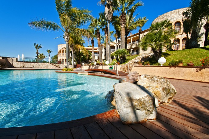 Maison unifamiliale for sales at Impressionnante demeure avec onze suites à Jesus  Santa Eularia, Ibiza 07819 Espagne