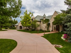 Single Family Home for sales at Greystone Manor 22 Cherry Hills Park Drive Cherry Hills Village, Colorado 80113 United States