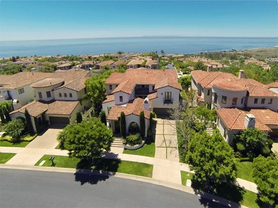 Maison unifamiliale for sales at 5 Scotia Sea  Newport Coast, Californie 92657 États-Unis
