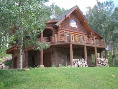 Single Family Home for sales at 7505 Cement Creek Road 7505 County Road 740 Crested Butte, Colorado 81224 United States