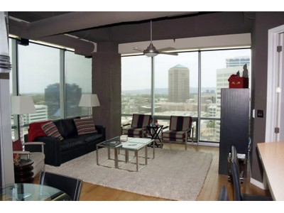 Condominium for sales at Gorgeous Furnished 2 Bedroom Corner Unit With Views Of The Entire City 1 E Lexington Ave #1203 Phoenix, Arizona 85012 United States