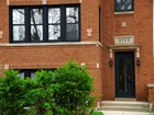 Multi-Family Home for sales at Large Vintage Brick 3-Flat 2733 Prairie Avenue Evanston, Illinois 60201 United States