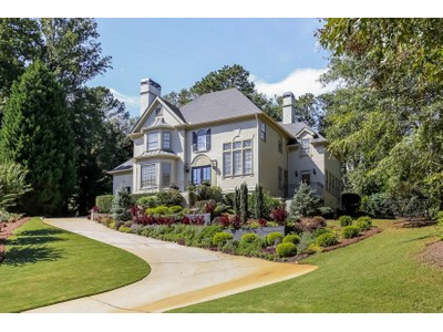 Moradia for sales at Amazing Home Just North Of Chastain Park 75 Wembley Lane  Sandy Springs, Geórgia 30342 Estados Unidos