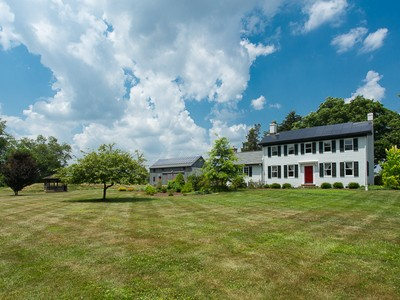 Single Family Home for sales at The John Barclay House 33 Ancil Davison Road Cranbury, New Jersey 08512 United States