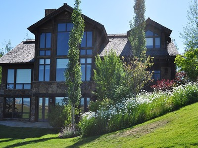 Single Family Home for sales at Mountain Majesty 500 Cottongrass Driggs, Idaho 83422 United States