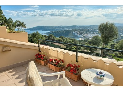 Single Family Home for sales at Terraced house with views in complex with tennis court and pool   Llafranc, Costa Brava 17211 Spain