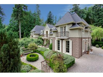Single Family Home for sales at Stonebridge Lane 13359 Stonebridge Lane Bainbridge Island, Washington 98110 United States