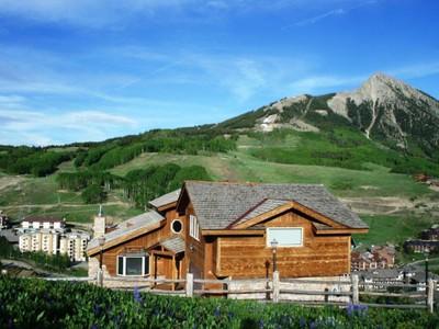 단독 가정 주택 for sales at 18 Buttercup Lane  Mount Crested Butte, 콜로라도 81225 미국