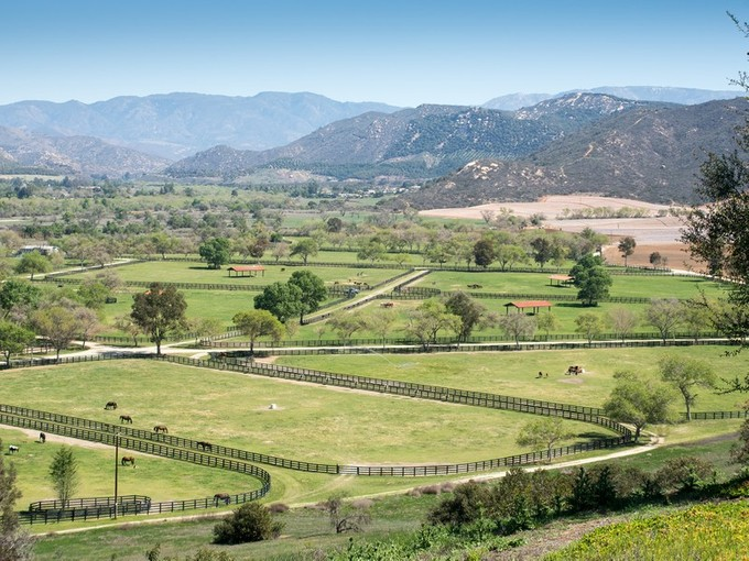 Farm / Ranch / Plantation for sales at 5820 West Lilac Road  Bonsall, California 92003 United States