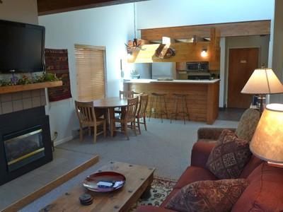 Condominium for sales at Mountain Edge Condos, Unit 504 11 Hunter Hill Road Unit 504 Crested Butte, Colorado 81225 United States