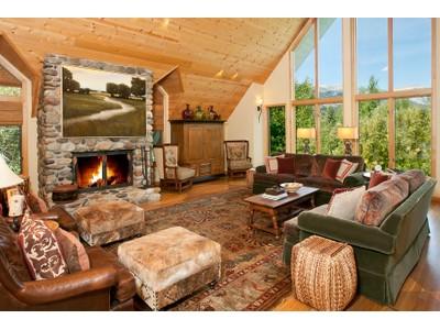 Tek Ailelik Ev for sales at Extraordinary Teton Pines Cluster 4325 Spring Violet Ct West Bank North, Wyoming 83014 Amerika Birleşik Devletleri