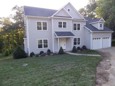 獨棟家庭住宅 for sales at New Construction 153 East Rocks Road Norwalk, 康涅狄格州 06851 美國