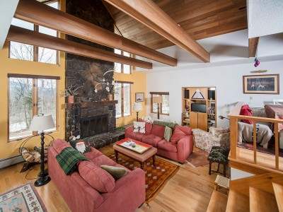 Single Family Home for sales at 2045 Wangan Road  Carrabassett Valley, Maine 04947 United States