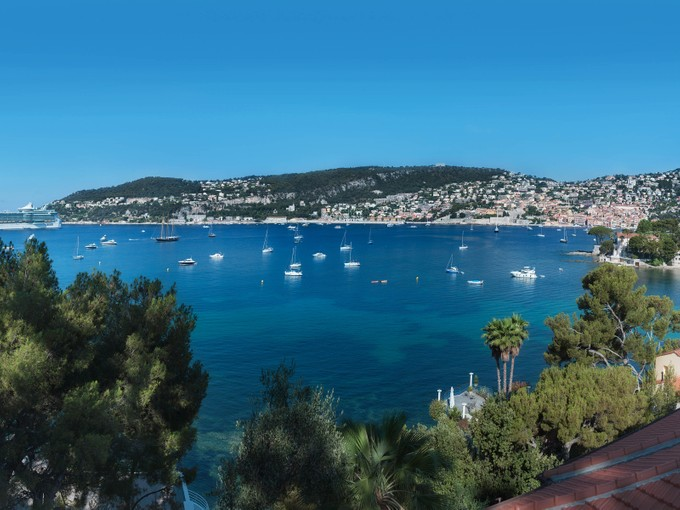 獨棟家庭住宅 for sales at Villa La Rocheraie Saint Jean Cap Ferrat   Saint Jean Cap Ferrat, 普羅旺斯阿爾卑斯藍色海岸 06230 法國