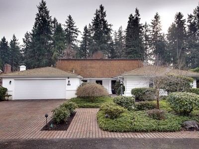 Maison unifamiliale for sales at Tacoma Country Club 23 Forest Glen Lane SW Lakewood, Washington 98498 États-Unis