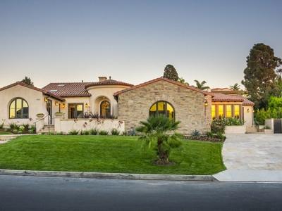 Vivienda unifamiliar for sales at 2828 Via Neve   Palos Verdes Estates, California 90274 Estados Unidos