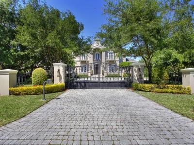 独户住宅 for sales at 6235 SW 135 ST  Pinecrest, 佛罗里达州 33156 美国