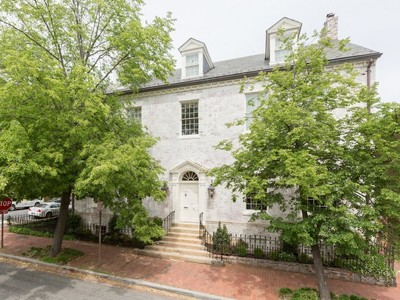 Single Family Home for sales at Georgetown 3425 Prospect St NW Washington, District Of Columbia 20007 United States