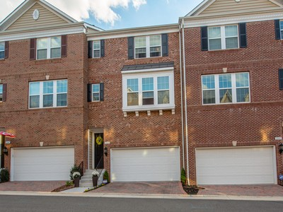 Townhouse for sales at Huntington Mews 2043 Blunt Ln Alexandria, Virginia 22303 United States