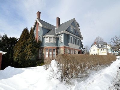 一戸建て for sales at Magnificent 1885 Quincy-Wardner House 25 Carruth Street Boston, マサチューセッツ 02124 アメリカ合衆国