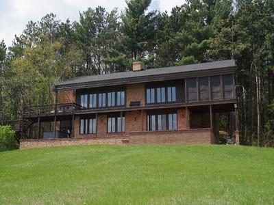 獨棟家庭住宅 for sales at N4452 County Road U  Portage, 威斯康辛州 53901 美國