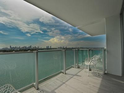 コンドミニアム for sales at Mondrian Hotel 1100 West Ave #1414, Miami Beach, 33139  Miami Beach, フロリダ 33139 アメリカ合衆国
