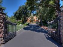 Casa Unifamiliar for sales at Timeless Classic Estate 1644 Grand Avenue   San Rafael, California 94901 Estados Unidos