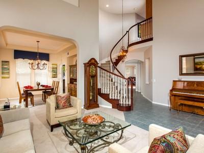 Maison unifamiliale for sales at 3437 Paseo Ancho  Carlsbad, Californie 92011 États-Unis