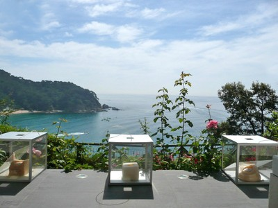 獨棟家庭住宅 for sales at Designer villa with magnificent sea views Cala Canyelles Lloret De Mar, Costa Brava 17310 西班牙