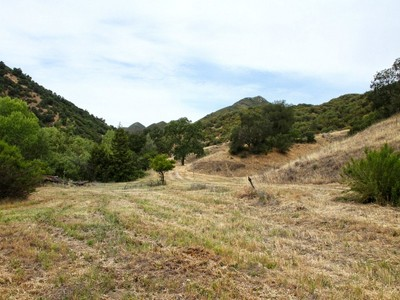 Terrain for sales at Beautiful 32+ Acre Parcel Close to Town! 8781 Tassajara Creek Rd.  Santa Margarita, Californie 93453 États-Unis