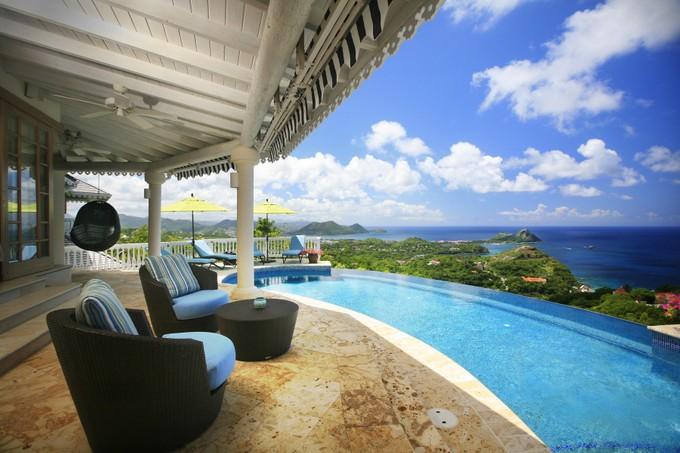 Maison unifamiliale for sales at Anantha Asmani Cap Estate, Gros-Islet St. Lucia