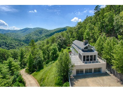 Tek Ailelik Ev for sales at Mountain Views with the Contemporary Retreat! 127 Sunshine Way Townsend, Tennessee 37882 Amerika Birleşik Devletleri