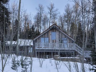 Einfamilienhaus for sales at 395 Skunk Creek Road  Telluride, Colorado 81435 Vereinigte Staaten
