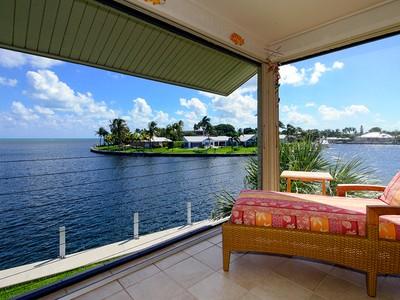 Condominium for sales at Ocean Front Condominium at Ocean Reef 83 Snapper Lane Unit B  Ocean Reef Community, Key Largo, Florida 33037 United States