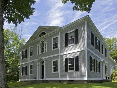 Single Family Home for sales at Former WIlliam Bryant Home in historic Worthington 1 Buffington Road Worthington, Massachusetts 01098 United States