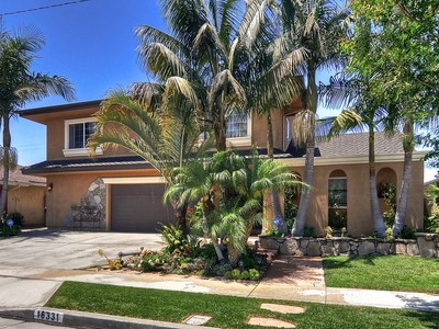 Single Family Home for sales at 16331 Normandy Lane  Huntington Beach, California 92647 United States