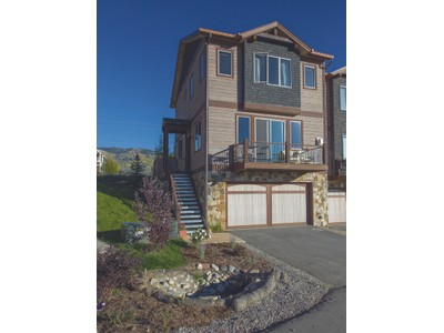Single Family Home for sales at Fish Creek Townhome 607 Clermont Circle  Steamboat Springs, Colorado 80487 United States