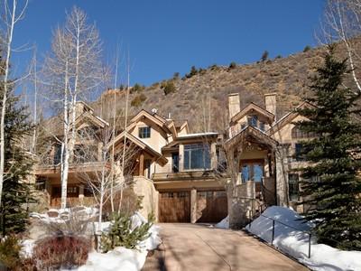 Moradia for sales at West Aspen 1540 Silver King Drive  Aspen, Colorado 81611 Estados Unidos