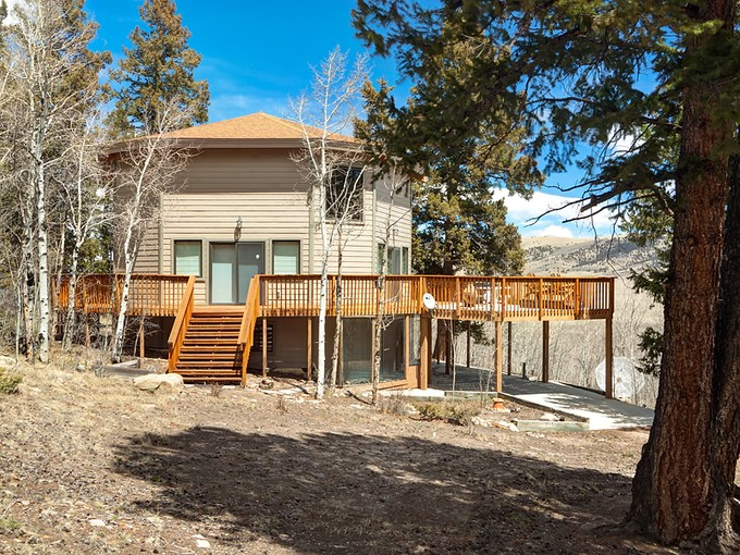 Single Family Home for sales at 2446 Redhill Road  Fairplay, Colorado 80440 United States
